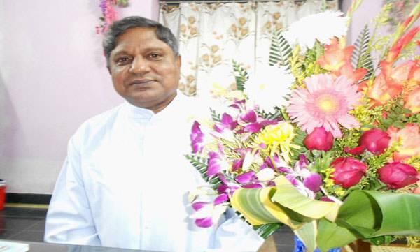 Balasore bishop simon kaipuram