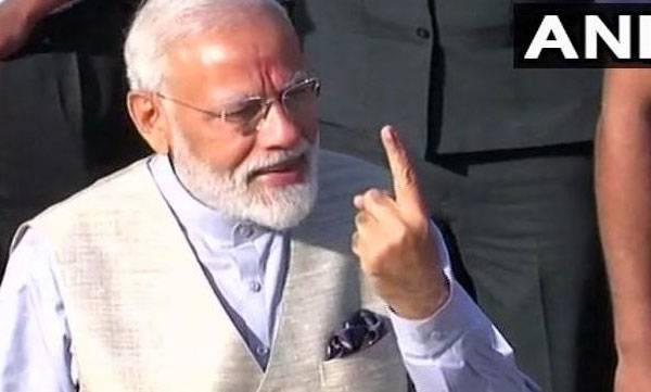 PM Modi, Gujarat, IED