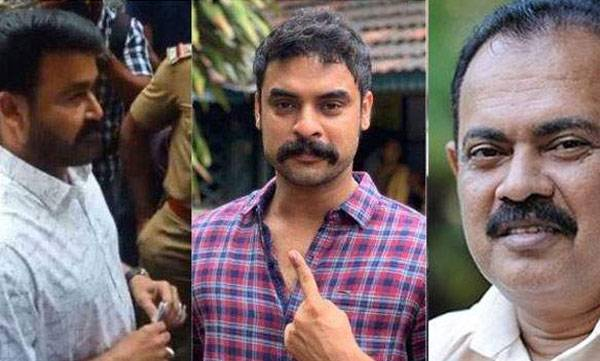 about mohanlal and tovino