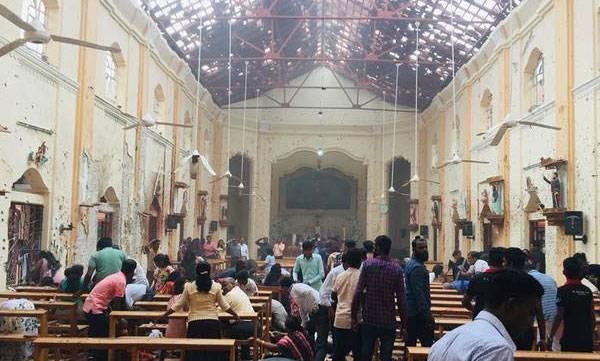 Sri Lanka, PM, Sri Lanka Blast