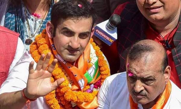 Gautam Gambhir,Delhi, Richest Lok Sabha Candidate