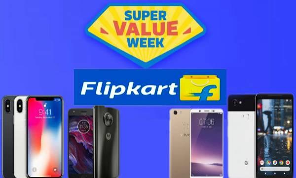 flipkart super value week
