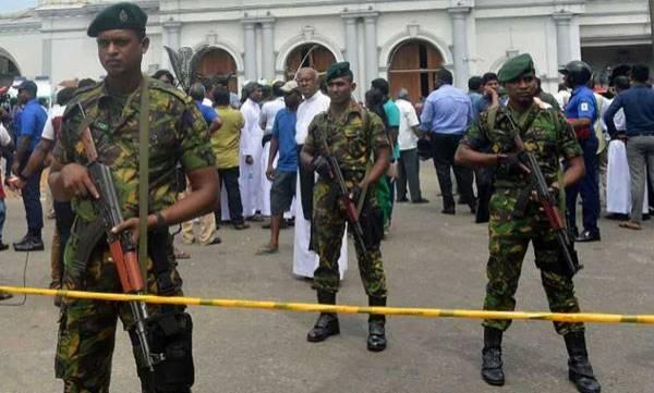 Srilankan Blast,  President Sirisena