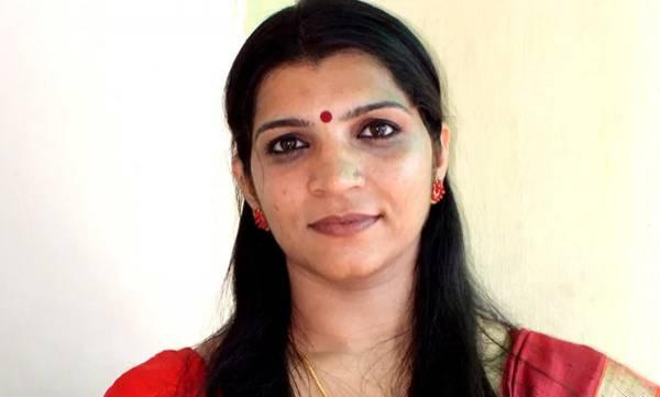 Saritha S Nair