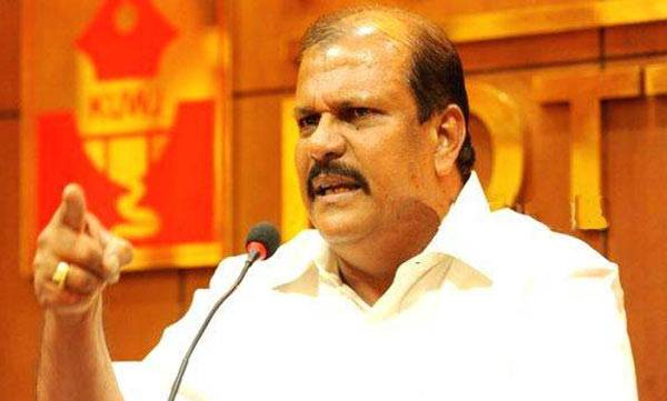 PC George, Thechikotkavu Ramachandran