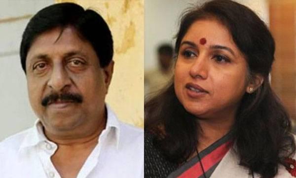against sreenivasan