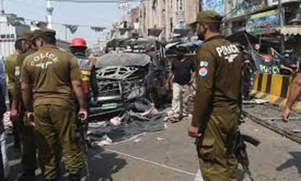 Death toll, Lahore suicide attack