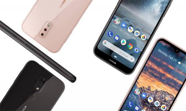 Nokia 4.2 With Dual Rear Cameras, 3,000mAh Battery Launched in India