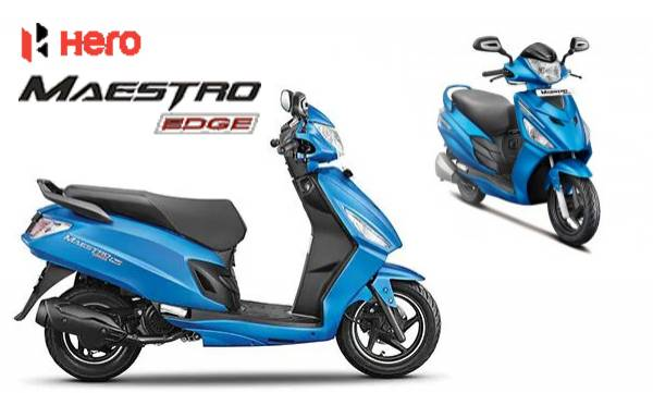 hero maestro edge 125 launch date announced