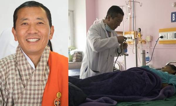 Bhutan PM