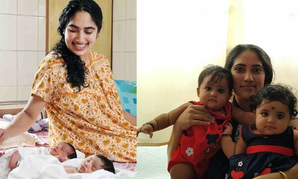 Shilna sudhakar , Mother's day