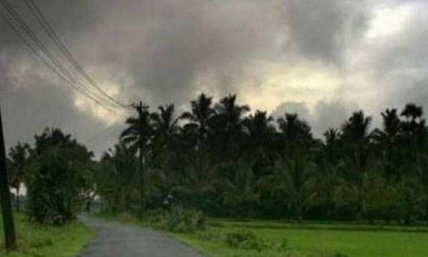 Monsoon, Kerala, Rain