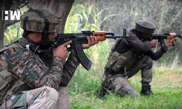 Two terrorists, Jk, Pulwama