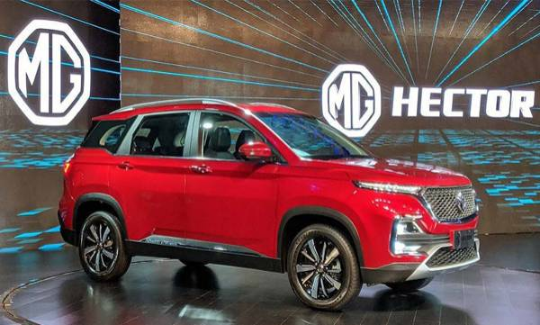 MG Hector 7-seater variant to launch in India in 2020