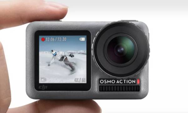 dji s new osmo action camera