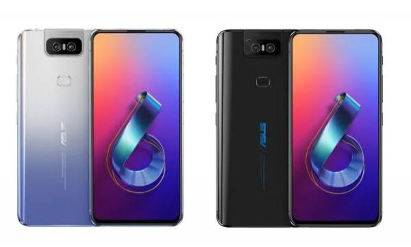 asus zenfone 6 launched with flip camera