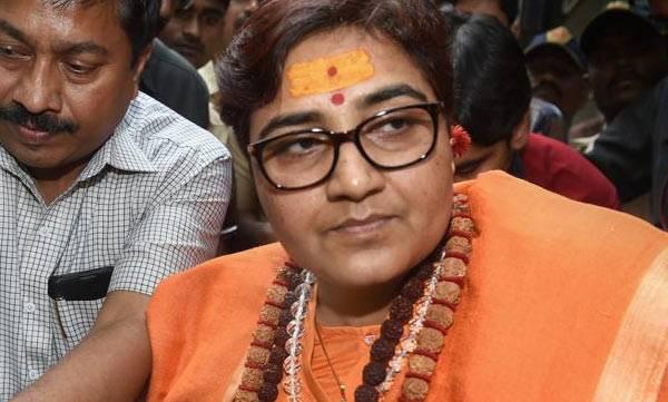 silent penance, Sadhvi Pragya