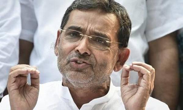 Upendra Kushwa, BJP