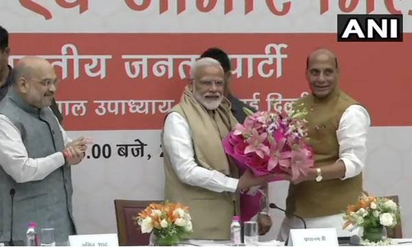 PM Modi , NDA