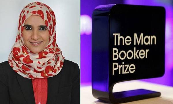 Oman author, Joka Alharthi, Man booker price