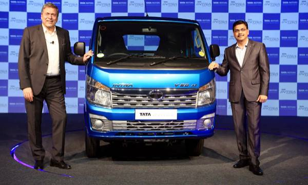 tata intra compact truck launched