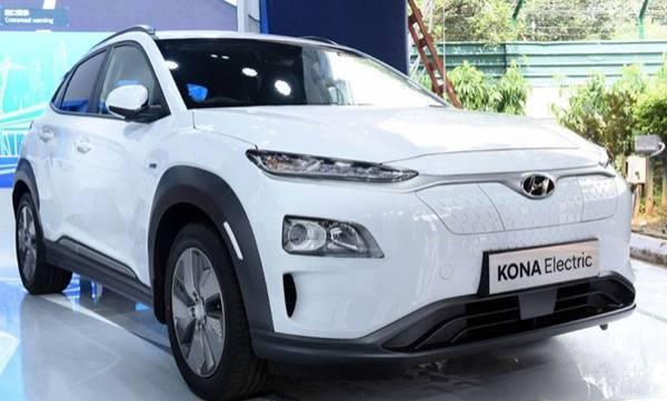 Hyundai Kona EV India launched on July 9