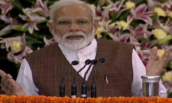 PM Modi,  NDA meeting