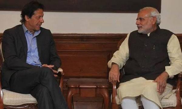 Imran Khan, PM Modi