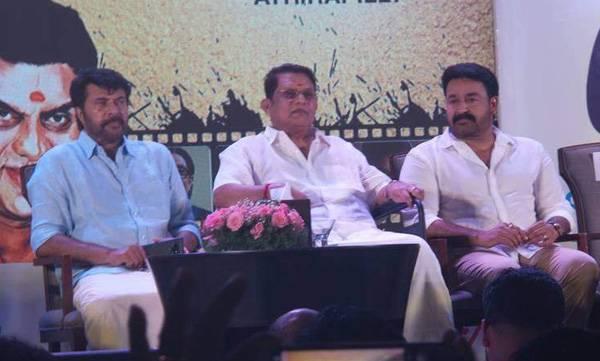 Jagathy sreekumar, Mammootty, Mohanlal