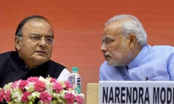 PM Modi,   Arun Jaitley