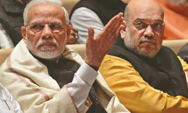PM, Shah , Modi