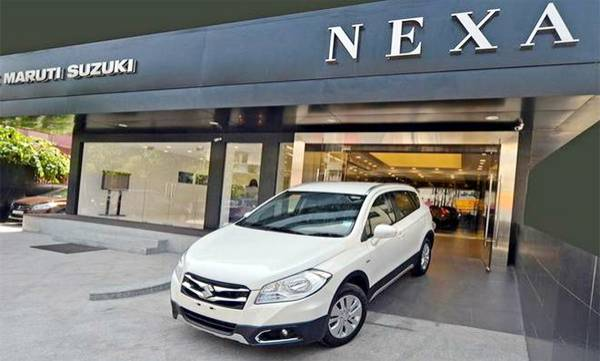 maruti suzuki to set up small nexa outlets