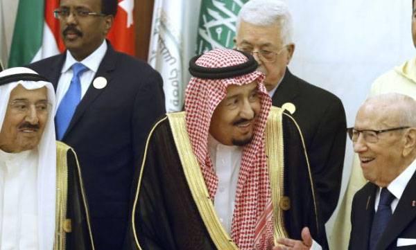 Saudi King, Salman