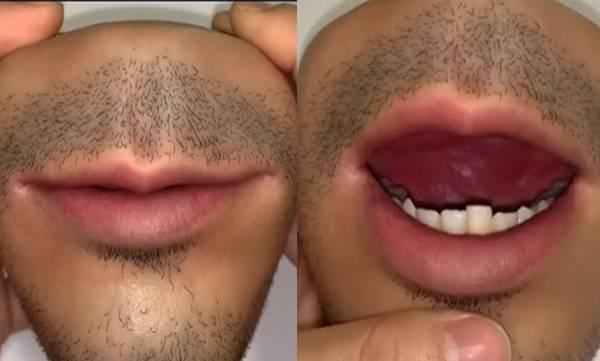 Purse,Human mouth