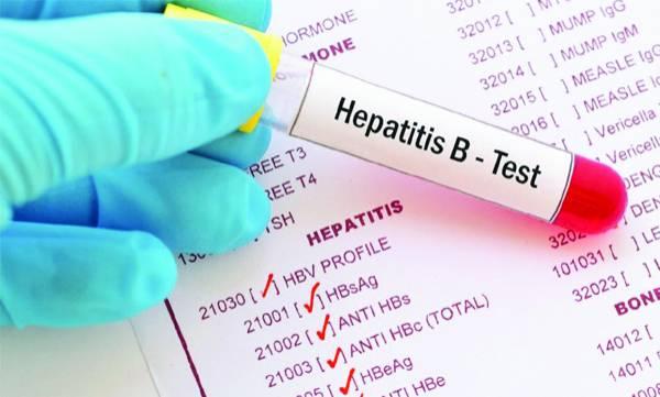 Hepatitis B symptoms and treatment