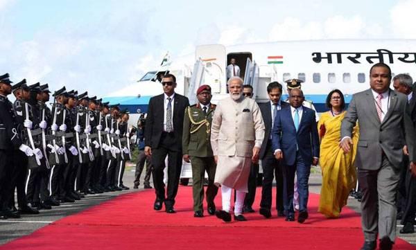 PM Modi, Maldives, Ibrahim Mohamed solih