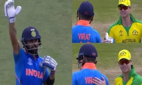 Virat Kohli, Indian fans