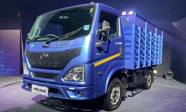 new bs 6 compliant eicher pro 2000 series unveiled