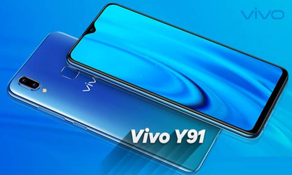 vivo v91 launched with 3 gb ram