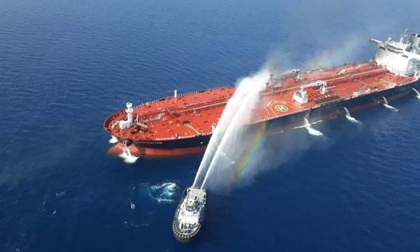 Iran, US, Gulf tankers