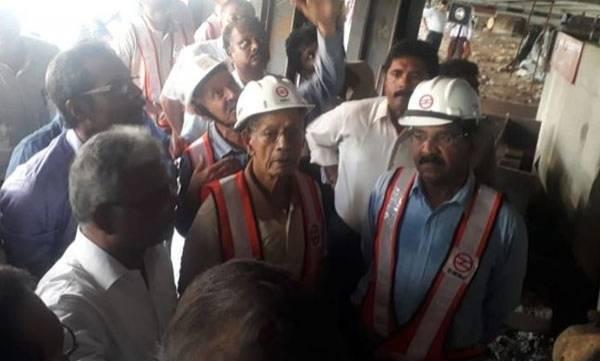 Expert team,  E.Sreedharan,  Palarivattam bridge