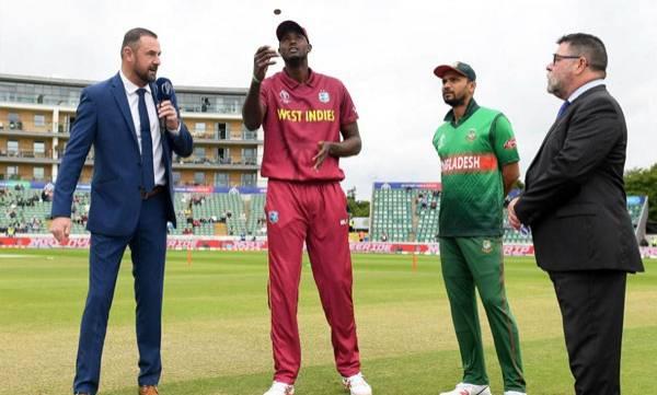 World Cup 2019, Bangladesh,  West Indies