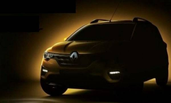 renault triber teaser out