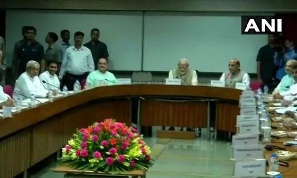 Congress, Mamata Banerjee,  All-Party Meet