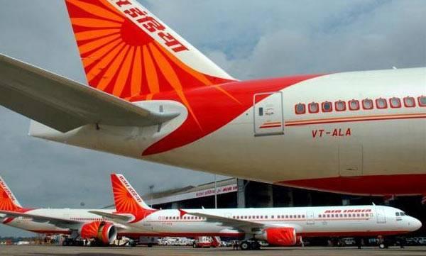 Air India, shoplifting