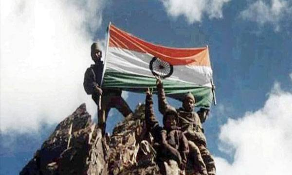 IAF, Tiger Hill attack, Kargil War