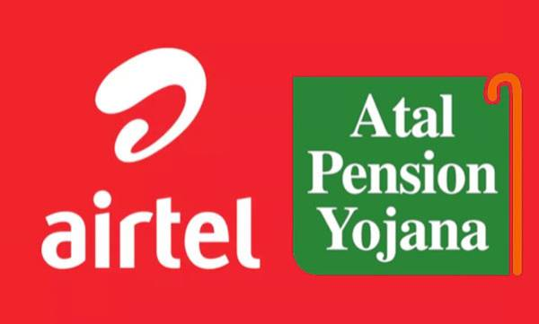 airtel customers can be a member in atal pension yojana