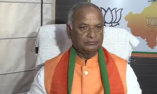 BJP, Madan Lal Saini
