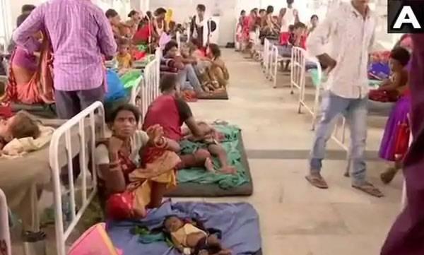 Bihar, Encephalitis