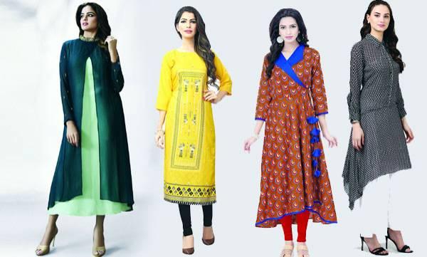 kurthi trend